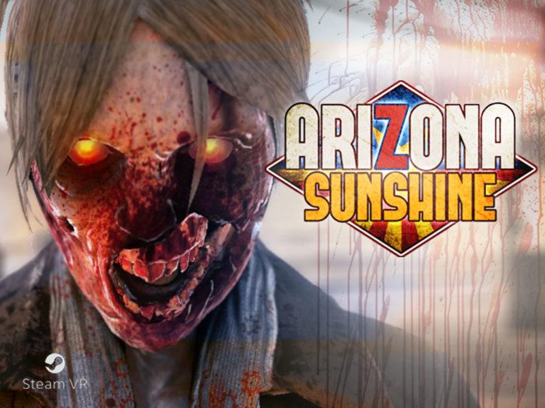 Arizona Sunshine Arcade