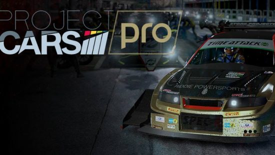 Project Cars Pro VR