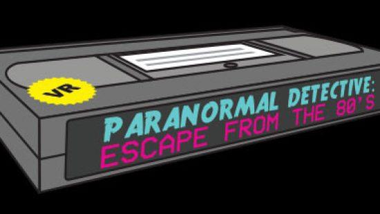 paranormal detective